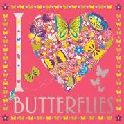 Cover-Bild zu French, Felicity: I Heart Butterflies
