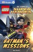 Cover-Bild zu Davies, Beth: Lego DC Comics Super Heroes: Batman's Missions