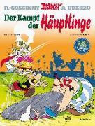 Cover-Bild zu Uderzo, Albert: Asterix - Der Kampf der Häuptlinge