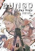 Cover-Bild zu Asagiri, Kafka: Bungo Stray Dogs 19