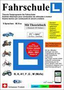 Cover-Bild zu Fahrschule L 2020/2021 Theorie-Testprogramm 24 mit USB-Stick und Theoriebuch
