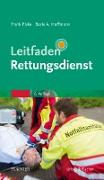 Cover-Bild zu Flake, Frank (Hrsg.): Leitfaden Rettungsdienst (eBook)