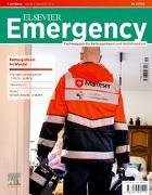 Cover-Bild zu Flake, Frank (Hrsg.): Elsevier Emergency. Rettungsdienst im Wandel. 1/2020