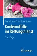 Cover-Bild zu Scheinichen, Frank: Kindernotfälle im Rettungsdienst (eBook)