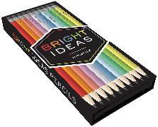 Cover-Bild zu Chronicle Books: Bright Ideas Pencils