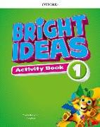Cover-Bild zu Bright Ideas: Level 1: Activity Book with Online Practice
