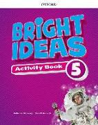 Cover-Bild zu Bright Ideas: Level 5: Activity Book with Online Practice