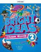 Cover-Bild zu Bright Ideas: Level 2: Pack (Class Book and app)