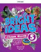 Cover-Bild zu Bright Ideas: Level 5: Pack (Class Book and app)