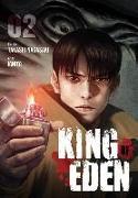 Cover-Bild zu Takashi Nagasaki: King of Eden, Vol. 2