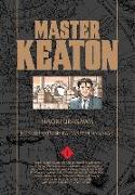 Cover-Bild zu Nagasaki, Takashi: Master Keaton, Vol. 1