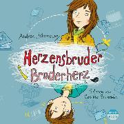Cover-Bild zu Herzensbruder, Bruderherz (Audio Download) von Schomburg, Andrea
