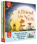 Cover-Bild zu Ten Stories of Friendship von Warnes, Tim