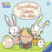 Cover-Bild zu Das schönste Osterei von allen von Schomburg, Andrea