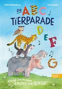 Cover-Bild zu Die ABC-Tierparade von Schomburg, Andrea