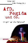 Cover-Bild zu Orth, Stefan (Hrsg.): AfD, Pegida und Co (eBook)