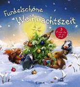 Cover-Bild zu Funkelschöne Weihnachtszeit von Loewe Vorlesebücher (Hrsg.)