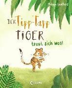 Cover-Bild zu Der Tipp-Tapp-Tiger von Loewe Vorlesebücher (Hrsg.)