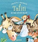 Cover-Bild zu Tafiti - So mach ich dich gesund von Boehme, Julia