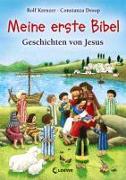 Cover-Bild zu Meine erste Bibel von Krenzer, Rolf