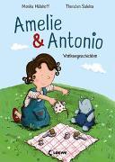 Cover-Bild zu Amelie & Antonio von Hülshoff, Monika