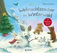 Cover-Bild zu Weihnachtszauber im Winterwald von Knapman, Timothy