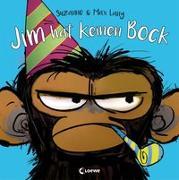 Cover-Bild zu Jim hat keinen Bock von Lang, Suzanne