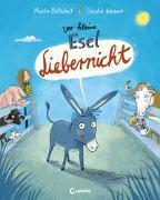 Cover-Bild zu Der kleine Esel Liebernicht von Baltscheit, Martin
