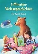 Cover-Bild zu 3-Minuten-Vorlesegeschichten für gute Träume von Loewe Vorlesebücher (Hrsg.)