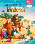 Cover-Bild zu Willkommen im Kindergarten Kitalulu (ELTERN-Vorlesebuch) (eBook) von Steindamm, Constanze