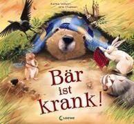 Cover-Bild zu Bär ist krank! von Wilson, Karma
