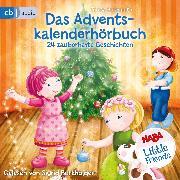 Cover-Bild zu HABA Little Friends - Das Adventskalenderhörbuch - (Audio Download) von Hochmuth, Teresa