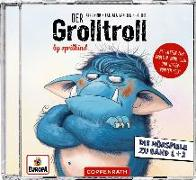 Cover-Bild zu Der Grolltroll & Der Grolltroll ... grollt heut nicht!? (CD) von by aprilkind
