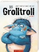 Cover-Bild zu Der Grolltroll von Speulhof, Barbara van den