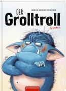 Cover-Bild zu Der Grolltroll (Bd. 1) von van den Speulhof, Barbara