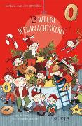 Cover-Bild zu Dreizehn wilde Weihnachtskerle von Speulhof, Barbara van den