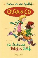 Cover-Bild zu Olga & Co - Die Sache mit Patzkes Brief (eBook) von Speulhof, Barbara van den