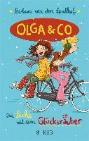 Cover-Bild zu Olga & Co - Die Sache mit dem Glücksräuber (eBook) von Speulhof, Barbara van den