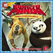Cover-Bild zu Folge 10: Monkey in der Zwickmühle / Meister Ping (Audio Download) von Speulhof, Barbara van den