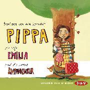 Cover-Bild zu Pippa, die Elfe Emilia und die Katze Zimtundzucker (Audio Download) von Speulhof, Barbara van den