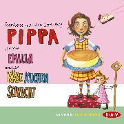 Cover-Bild zu Pippa, die Elfe Emilia und die Käsekuchenschlacht (Audio Download) von Speulhof, Barbara van den