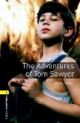 Cover-Bild zu Twain, Mark: Oxford Bookworms Library: Level 1:: The Adventures of Tom Sawyer