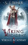 Cover-Bild zu Bende, S. T.: Viking Academy