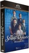 Cover-Bild zu Die Strauss Dynastie: Teil 1-6 von Anthony Higgins (Schausp.)