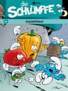 Cover-Bild zu Peyo: Die Schlümpfe 24. Schlumpfsalat