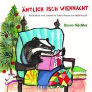 Cover-Bild zu Äntlich isch Wiehnacht von Hächler, Bruno