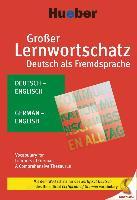 Cover-Bild zu Großer Lernwortschatz Deutsch als Fremdsprache (eBook) von Reimann, Monika