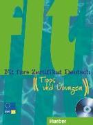 Cover-Bild zu Fit fürs Zertifikat Deutsch von Dinsel, Sabine