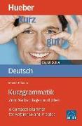 Cover-Bild zu Kurzgrammatik Deutsch - Englisch von Reimann, Monika
