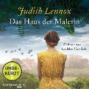 Cover-Bild zu Das Haus der Malerin (Audio Download) von Lennox, Judith